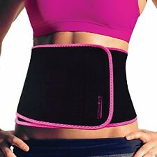 Waist Trimmer Slimmer Belt For Women Workout - Helps Promote Weight Loss