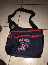 Diaper Dude Babybag Used Boston Red Sox Blue