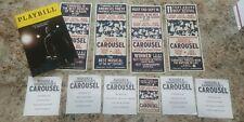 Broadway musical Carousel understudy  Playbill  jessie mueller  renee fleming