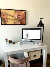 west elm white home office desk