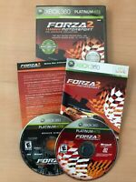 Forza Motorsport 2 -- Platinum Hits (Microsoft Xbox 360, 2008) - CIB TESTED