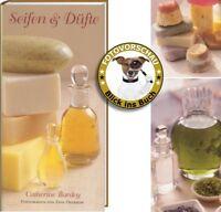 Duftende Seifen und eigene Parfüm-Düfte (Lavendel, Rosen, Orange) selbst gemacht