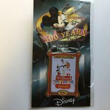 100 Years of Dreams #30 Fantasia Poster Disney Pin 7438