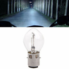 Useful ATV Moped Scooter Head Light Bulb Motorcycle 12V 35W 10A B35 BA20D Glass