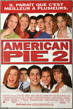 Affiche AMERICAN PIE 2 Jason Biggs SEANN WILLIAM SCOTT 40x60cm *