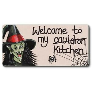 Welcome To My Cauldron Fridge Magnet - Funny Gift, Witchcraft, Pagan