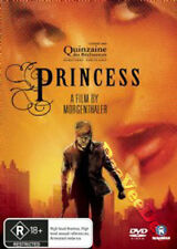 Princess NEW PAL Arthouse Animation DVD A. Morgenthaler
