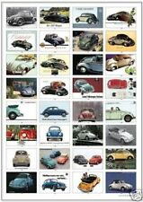 Revistas, manuales y catálogos de motor Tipo VW