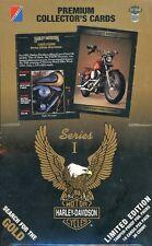 1992 Harley Davidson Series 1 Trading Cards Unopened Box