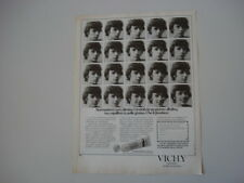 advertising Pubblicità 1977 NORMADERM VICHY