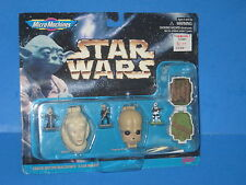 Star Wars Bib Fortuna Mini Action Playset Iv Micromachines New In Package.
