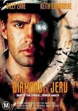 The Diamond of Jeru (2001 film) - DVD - Region 4 - Billy Zane - Paris Jefferson