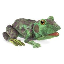 Frog Life Cycle Puppet by Folkmanis MPN 3115, 6 Yrs and Up, Boys & Girls