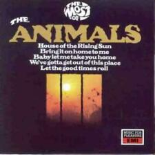 The Most Of The Animals CD Value Guaranteed from eBay's biggest seller!