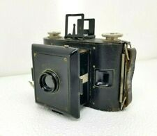 Agfa PD 16 Clipper Special 6.3 Ansco 616 Film Camera Shutter Fires