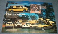 1977 Profile Article on Chevy Drag Race Team Owner Bill Hielscher  Green Valley