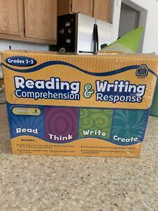 Reading Comprehension & Writing Response