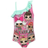 LOL Surprise Swimsuit | Girls L.O.L. Surprise Swimming Costume | LOL Doll Bather