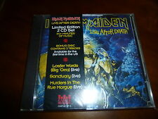 Iron Maiden / Live After Death ORG'95 2CD OBI Castle Records NEW!!!!!! C7