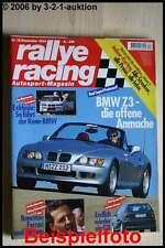 Rallye Racing 12/95 BMW Z3 Porsche 911 S4 Volvo 850 T5