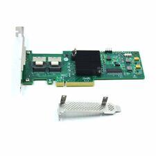 NEW IN BOX LSI Logic MegaRAID 9240-8i 8-port SAS SATA RAID Controller LSI00200