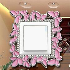 Socket Switch Shape Switch Cover Home Stickers Wall Light Square Room Decoration