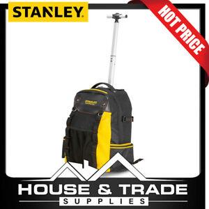 Stanley Tool Bag Back Pack On Wheels FATMAX 1-79-215 Backpack