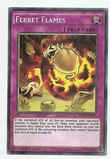 Ferret Flames MP16-EN093 Common Yu-Gi-Oh Card 1st Edition English Mint New