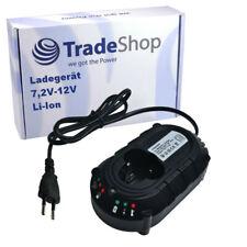 Akku Ladegerät Ladestation 7,2V-12V Li-Ion für Makita TD090D TD090DWE TD090DWX