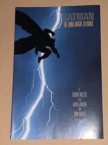 Batman The Dark Knight Returns 1 first printing High grade