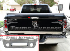 fit:2009-2018 Dodge Ram Chrome Tailgate Handle Cover KH+C 2016 2015 2014 2013