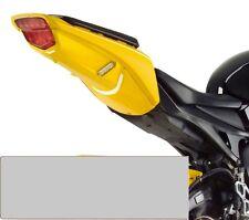 2008-2011 Honda CBR 1000RR Hotbodies ABS Undertail + LED Signals - Silver 2008