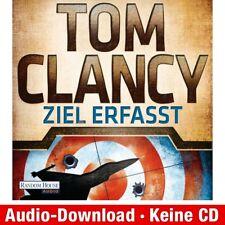 Hörbuch Download (mp3) Ziel Erfassttom Clancy9783837120004