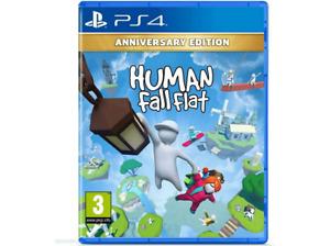 PS4 Human: Fall Flat Anniversary Edition