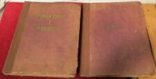 DANTE ALIGHIERI : LA DIVINA COMMEDIA (EDIZIONE 1868 ILLUSTRAZIONI DORÈ)