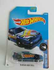 Hot Wheels '96 NISSAN 180SX Type X HW Race Team 5/5 Nismo new jdm usdm