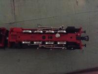 FLEISCHMANN H0 Locomotive à Vapeur   REF4145    excellent état dans sa boite