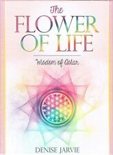 The Flower of Life Cards by Denise Jarvie NEW & Sealed