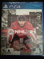 EA NHL 21 (Sony PlayStation 4 PS4) Brand New Factory Sealed