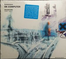 RADIOHEAD CD x 2 OK COMPUTER OKNOTOK 1997 - 2017 Deluxe 23 Tracks DOUBLE + sheet