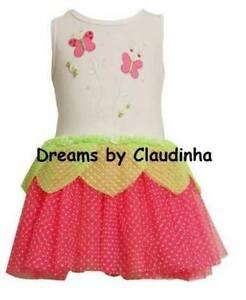 Bonnie Jean Girls Dress Size 4