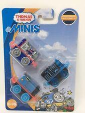 Thomas & Friends Minis 3 pack 2019 Knight Skarloey, X-Ray Emily, Gordon New