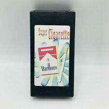 Super Cigarette Disappearing Close Up Magic Illusion Magician