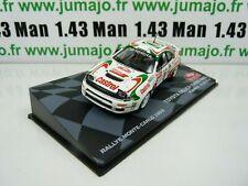 RMIT21F 1/43 IXO Rallye Monte Carlo : TOYOTA Celica Turbo 4WD 1993 AURIOL #3