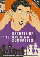 Secrets of Opening Surprises, Volume 13 by New in Chess (Paperback /...