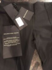 Vintage Balenciaga Women's BK Zipper Side/Ankle Slacks - Size 38- List $345.