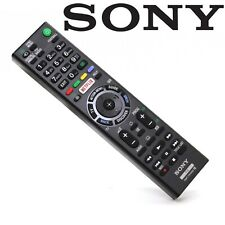 More details for genuine sony rmt-tx100d tv remote control with netflix button