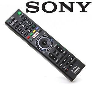 Genuine Sony RMT-TX100D TV Remote Control with NETFLIX Button