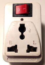 UK/EU to China plug adaptor