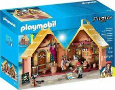 PLAYMOBIL Pirates: Bastion de Pirates Transportable Set (9112)
